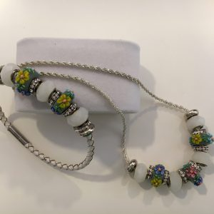 Swarovski bracelet & necklace 4