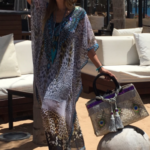 Kaftan dress´Monterey´ 11