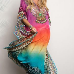 Long kaftan ´Santa Cruz´ 11
