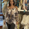 Silk top, custome made by Boutique La Femme ! 3