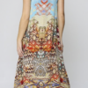 Silk´Flowing´maxi dress Arizona 2