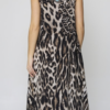 Silk´Flowing´maxi dress Siberia 2