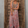 Silk´Flowing´maxi dress Aleppo 3
