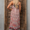 Silk´Flowing´maxi dress Aleppo 2