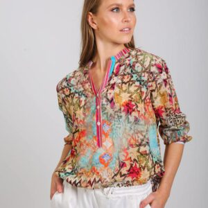 Silk ´Milano shirt´Arizona 6