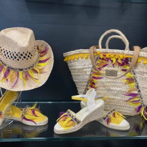 Handmade summer set ´yellow´ 4